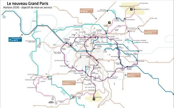Grand Paris 2030