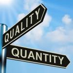 qualityvsquantity