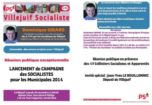 Lancement Campagne PS