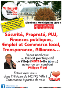 Tract Reunion Publique