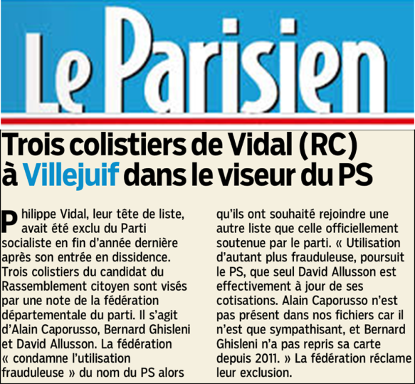 Le Parisien_070314