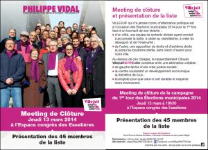 Meeting Cloture