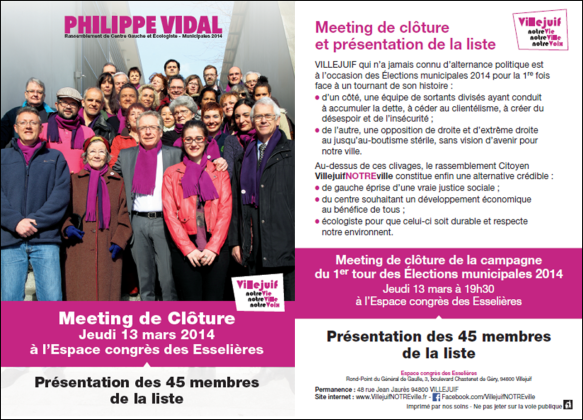 Meeting Cloture