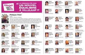 Liste VillejuifNOTREville