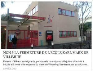 petition-karl-marx